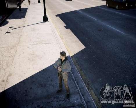 Alan Wake for GTA 4 forth screenshot