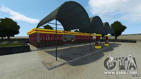 Dakota Raceway [HD] Retexture for GTA 4 forth screenshot
