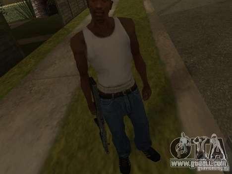 MP5A2 for GTA San Andreas third screenshot