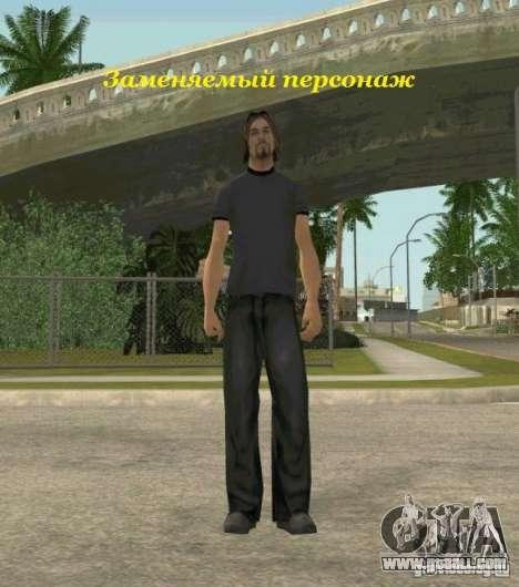Assassins skins for GTA San Andreas eighth screenshot