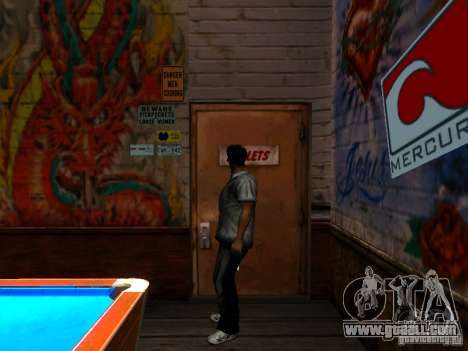 New Sweet for GTA San Andreas sixth screenshot