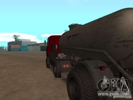TTC 26 for GTA San Andreas right view