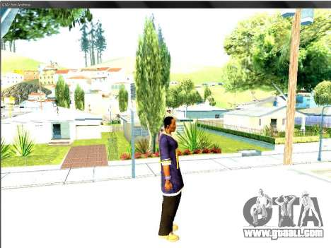 Snoop DoG the F.B.I. for GTA San Andreas forth screenshot