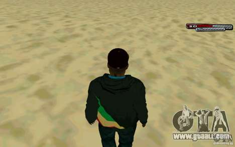 Drug Dealer HD Skin for GTA San Andreas forth screenshot