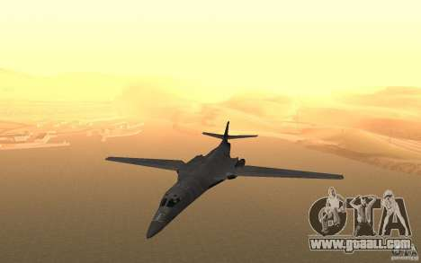 B1-B LANCER for GTA San Andreas