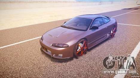 Mitsubishi Eclipse Tuning 1999 for GTA 4