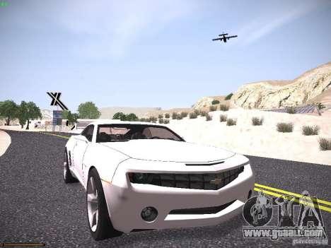 LiberrtySun Graphics ENB v3.0 for GTA San Andreas second screenshot