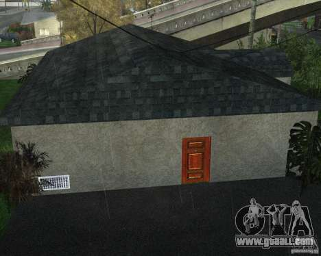 New Ryder House for GTA San Andreas fifth screenshot
