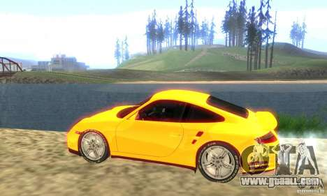 Color Correction for GTA San Andreas third screenshot