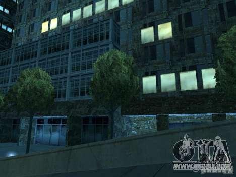 New textures skyscrapers LS for GTA San Andreas ninth screenshot