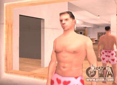 Slivŝik form for GTA San Andreas forth screenshot