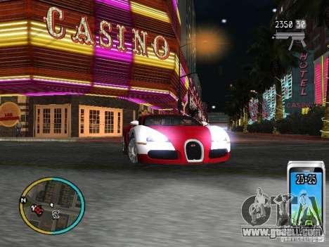GTA IV HUD v2 by shama123 for GTA San Andreas