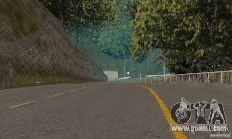 Welcome to AKINA Beta3 for GTA San Andreas second screenshot