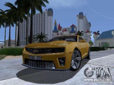 ENB Series by JudasVladislav v2.1 for GTA San Andreas