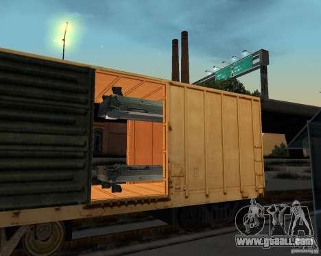 New railway station for GTA San Andreas sixth screenshot