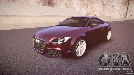 Audi TT RS v3.0 2010 for GTA 4