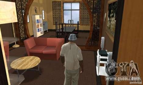 GTA SA Enterable Buildings Mod for GTA San Andreas