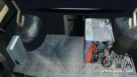 Vaz-21103 v1.0 for GTA 4 bottom view