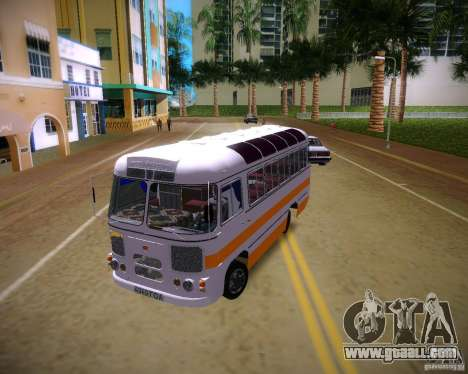 Paz-672 for GTA Vice City