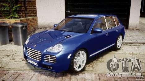 Porsche Cayenne Magnum for GTA 4