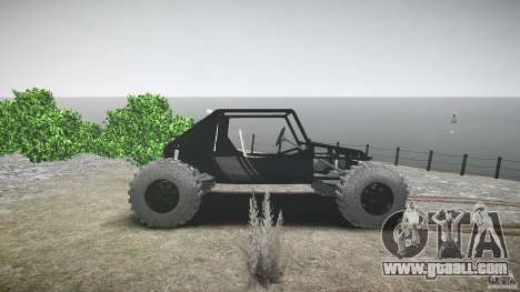 Buggy beta for GTA 4 left view