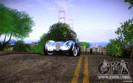 Wiesmann MF3 Roadster for GTA San Andreas left view
