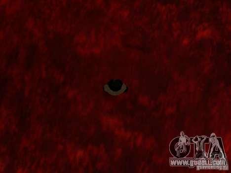 Lava for GTA San Andreas sixth screenshot