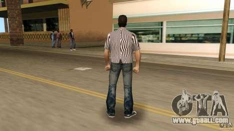 Tommy Skin for GTA Vice City third screenshot