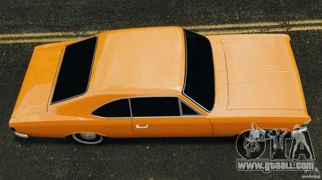 Chevrolet Opala Gran Luxo for GTA 4 right view