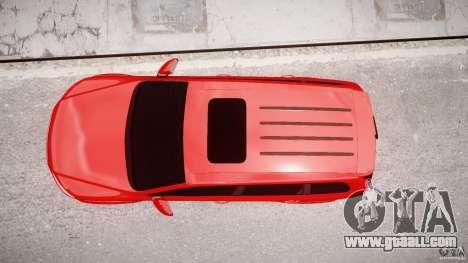 Volkswagen Touareg R50 2008 Tune (Beta) for GTA 4 upper view