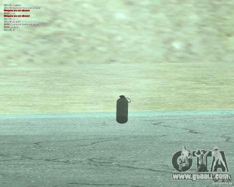 [Point Blank] WP Smoke for GTA San Andreas third screenshot
