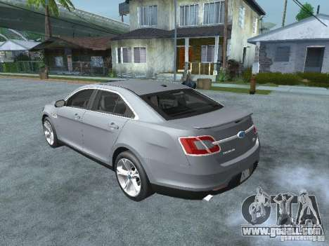 Ford Taurus for GTA San Andreas left view