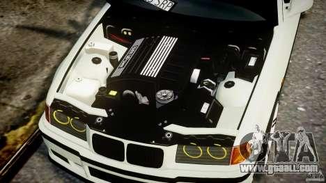 BMW e36 M3 for GTA 4 right view