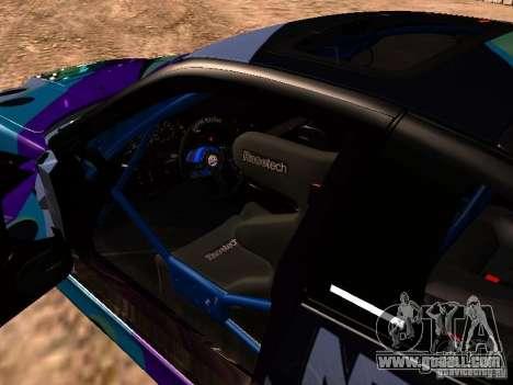 Nissan Sil80 Nate Hamilton for GTA San Andreas upper view