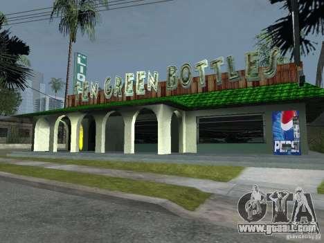Pepsi vending machines and plant for GTA San Andreas third screenshot