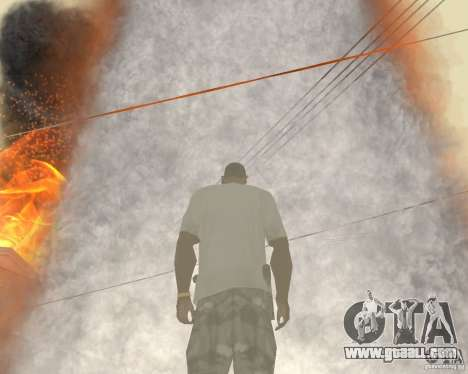 Tornado for GTA San Andreas