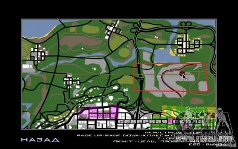 Hidden Dragon for GTA San Andreas forth screenshot
