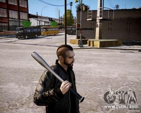 Niko - Hooligan for GTA 4 forth screenshot