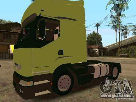 Renault Premium for GTA San Andreas left view