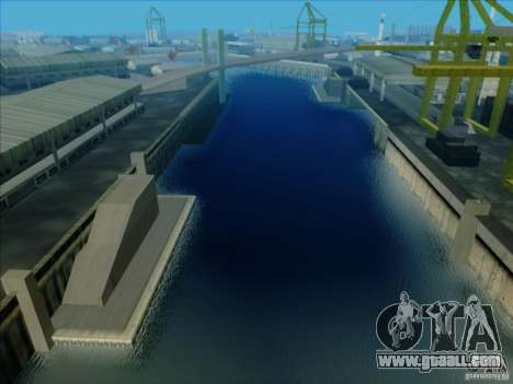 ENB v1.01 for PC for GTA San Andreas sixth screenshot