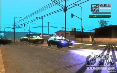 ENBSeries by Gasilovo v2 for GTA San Andreas third screenshot