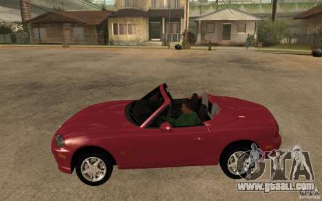 Mazda MX5 - Stock for GTA San Andreas