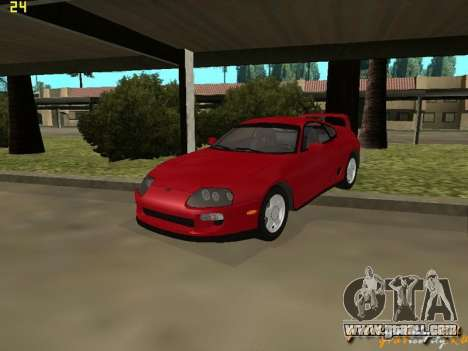 Toyota Supra 3.0 24V for GTA San Andreas