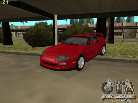 Toyota Supra 3.0 24V for GTA San Andreas