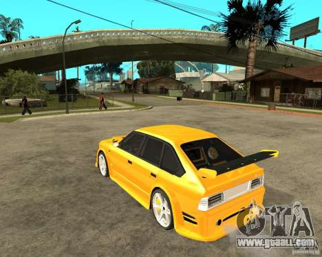 Moskvich 2141 STR (HARD TUNING) for GTA San Andreas