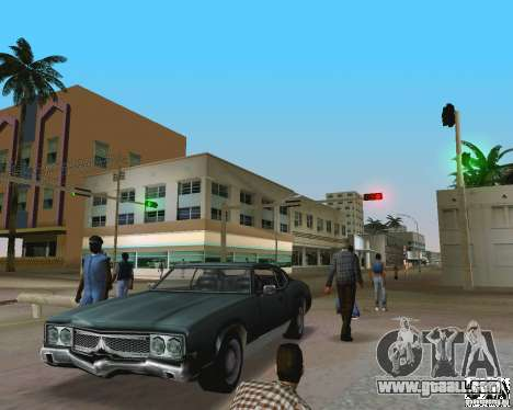 New Sabre for GTA Vice City