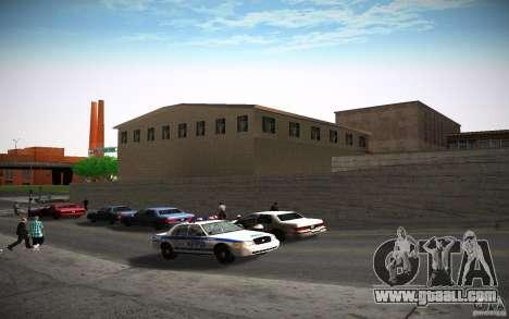 HD Fire Department for GTA San Andreas eighth screenshot