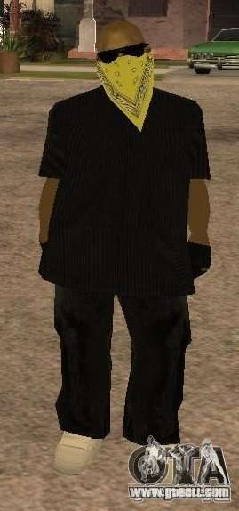 New skins Vagos Gang for GTA San Andreas second screenshot
