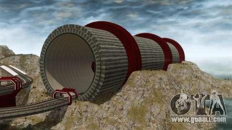 Stunt Speedway Park for GTA 4 third screenshot