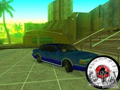 New Cpidometr for GTA San Andreas third screenshot